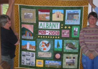 Albany Centennial Quilt
