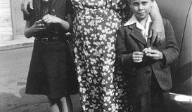 1935: Kathleen Cardinelli, [unknown], Steven Cardinelli