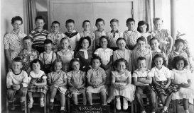 1956: Vista School 1st Grade